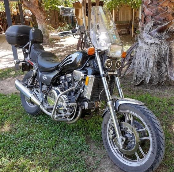 Honda Magna 1100 Cc Negra