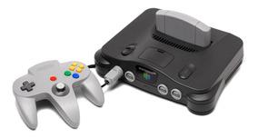 Emulador Nintendo 64 N64 Com Todos Os Jogos( Frete R$: 10,00