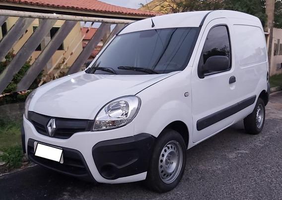 Renault Kangoo Express. 2015. Conservada. Furgão Vazio.