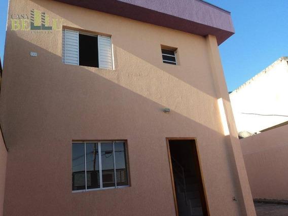 Casa Residencial À Venda, Estância Lago Azul, Franco Da Rocha. - Ca0317