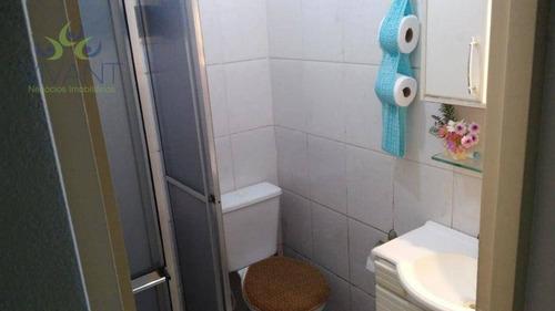 Imagem 1 de 7 de Casa Com 2 Dormitórios À Venda, 80 M² Por R$ 270.000,00 - Vila Urupês - Suzano/sp - Ca0313