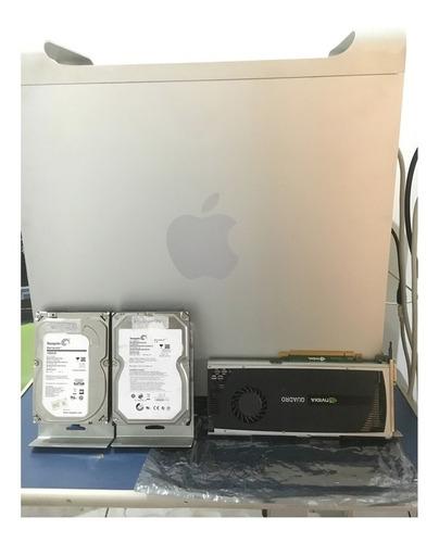 Mac Pro 5,1 Apple 64gb Ram/8gb Vídeo/nvme 250gb