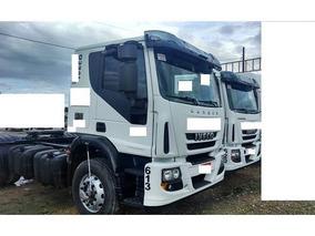 Cavalo Mecânico Iveco Cursor 330 Leito N Scania N Volvo N Vw