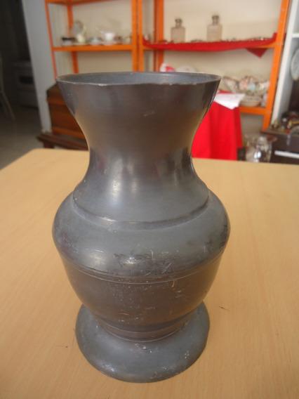 Antigo Vaso Em Estanho Jenning Brothers E U A