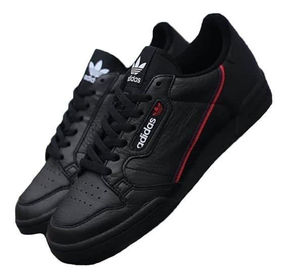 Zapatillas adidas Continental 80 Hombre Tenis Original