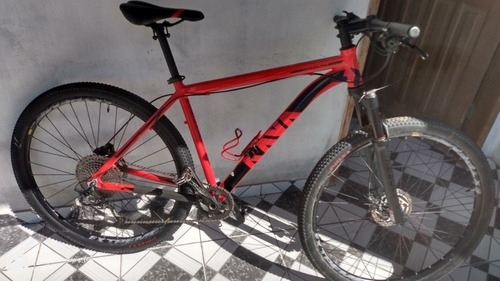 Bicicleta Rava Press