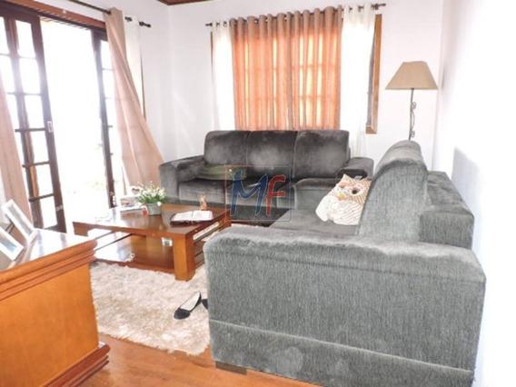 Ref 9815 - Excelente Casa Assobradada Para Venda No Bairro Jardim Califórnia Com 1 Dorm, 1 Vaga, 130 M. Estuda Propostas. - 9815
