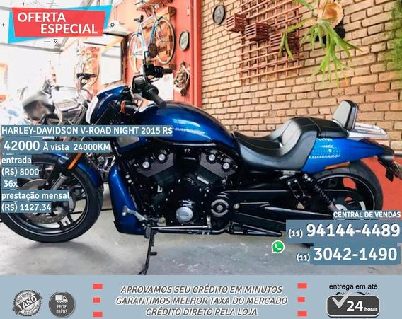Harley-davidson V-road Night