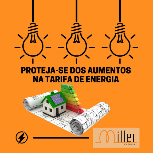 Proteja-se Dos Aumentos Na Tarifa De Energia