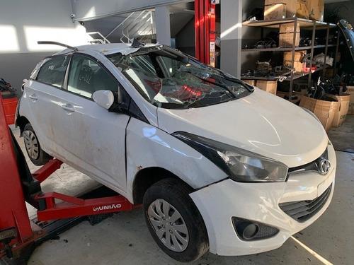 Imagem 1 de 14 de Hyundai Hb20 1.6 Sucata Para Retirar Peças Usadas