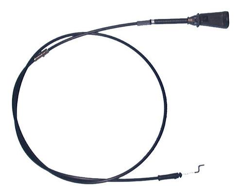 Imagen 1 de 4 de Cable Capot Renault Twingo Con Perilla Negra