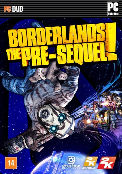 Borderlands The Pre-sequel Pc Em 5 Minutos Original!!