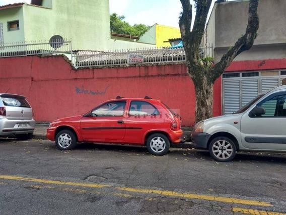 Terreno À Venda, 258 M² Por R$ 450.000,00 - Vila Caminho Do Mar - São Bernardo Do Campo/sp - Te0072