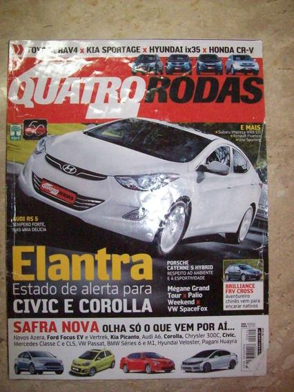 Revista Quatro Rodas - Edição 614 - Fevereiro 2011