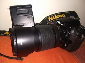 Nikon D7200 Lente 18-140 Perfeito Estado 95k Cliks