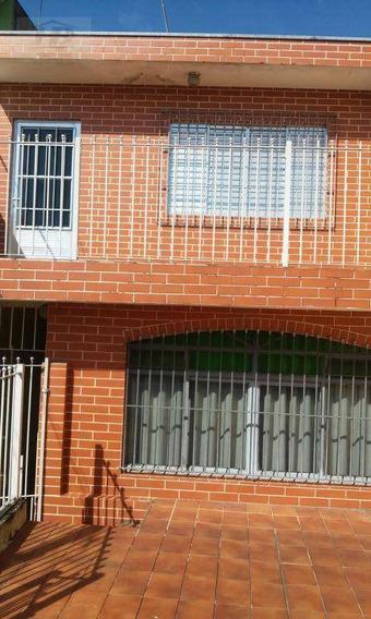 Sobrado Com 3 Dormitórios À Venda, 160 M² Por R$ 400.000,00 - Jaguaribe - Osasco/sp - So0195