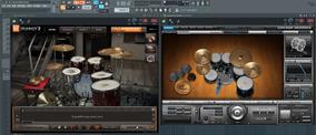 Ezdrummer+superior Drummer X86 X64 ( Completo )