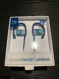 Audífonos Powers Beats3 Originales