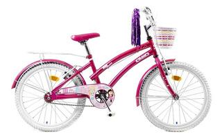 Bicicleta Olmo Tiny R.20 - Rodados Mieli