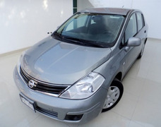 Nissan Tiida Custom 88000 Kms Todo Pagado Pintura Original