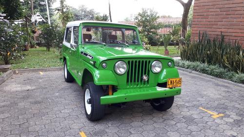Jeep Comando Viasa 1969 Perfecto Estado Coleccionista