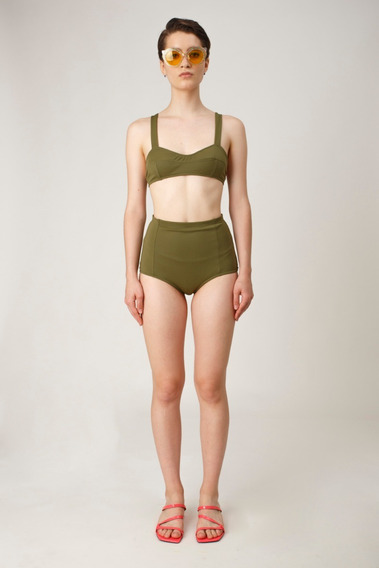Bikini Gili Verde Las Pepas