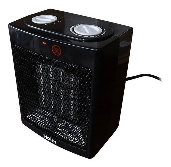 Calefactor Haier Cerámica 2 Velocidades 1500w Garantizado