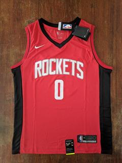 Regata Nba Houston Rockets Russell Westbrook. P/entrega