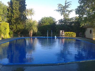 Alquiler D Casa Quinta Campo Vacaciones Descanso Temporario