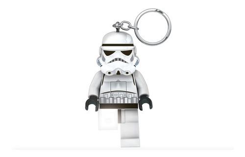 Llavero Con Luz Led Stormtrooper