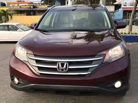Honda Cr-v Hay 2012 Negra En 885.2013 En 930.2014 En 980