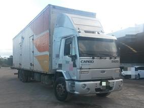 Ford Cargo 2422 No Baú - 06/06 - Km: 528272 - R$ 69 Mil