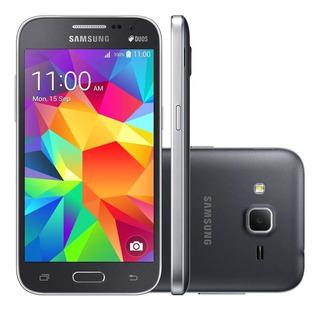 Smartphone Samsung Galaxy Win 2 Duos G360 Cinza