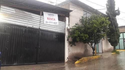 Bodega En Renta Ejidos De San Miguel Atizapán De Zaragpoza