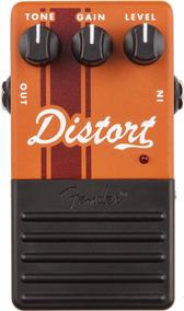 Pedal Fender Competition Distortion P/ Guitarra Garantia