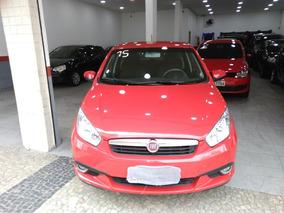 Fiat Grand Siena 2015 Tetrafuel Unico Dono