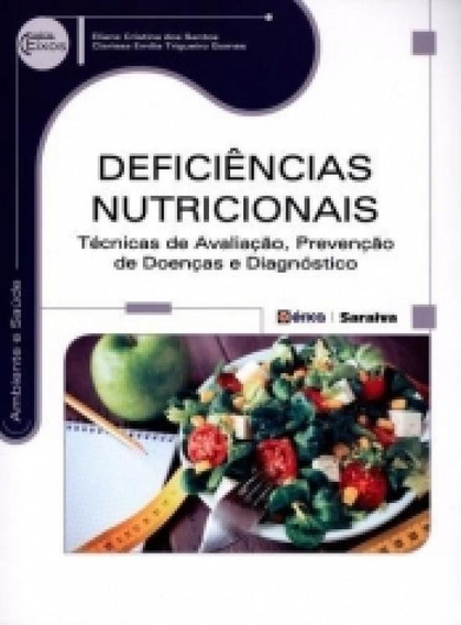 Deficiencias Nutricionais - Erica