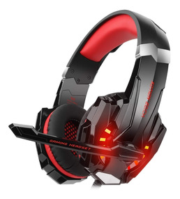 Auriculares Gamer Microfóno Juegos Usb Pc Ps4 Headset