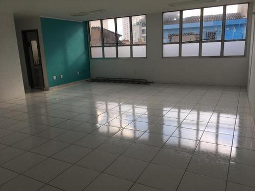 Imagem 1 de 7 de Sala Para Alugar, 80 M² - Centro - São Bernardo Do Campo/sp - Sa4330