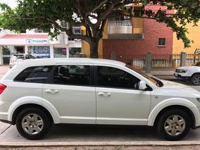 Dodge Journey, 2012, Blanca, Motor 2.400, 5 Puertas