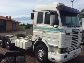 Scania 113 360 Top Line Frontal