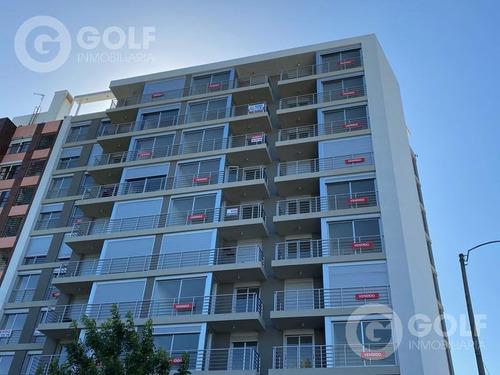 Vendo Apartamento 1 Dormitorio Con Terraza, Garaje Opcional, Entrega 10/2023, La Blanqueada