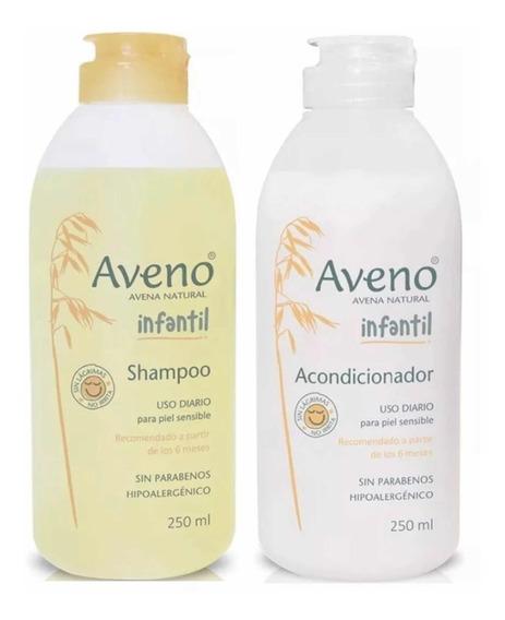 Aveno Infantil Combo Shampoo 250ml + Acondicionador 250ml