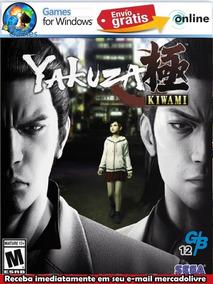 Game Yakuza Kiwami Pc Digital