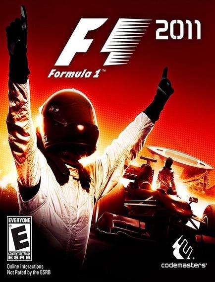 F1 2011 Pc - Steam Key (envio Rápido)