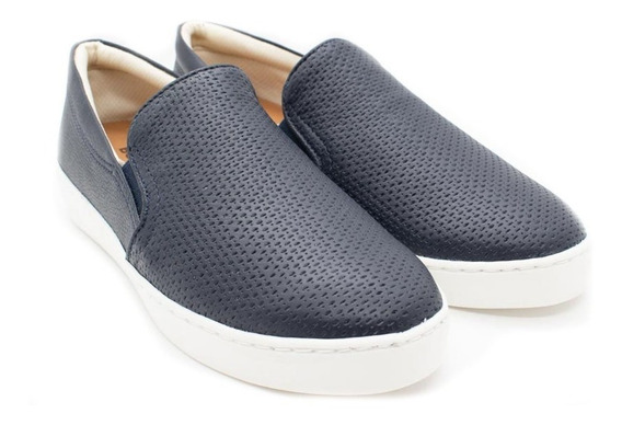 Slip On Bottero 300901 Marinho