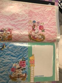 Coleção Papel De Carta Anos 80 - Pasta 5