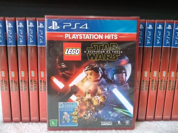 Lego Star Wars Despertar Da Força Ps4 Física Lacrado