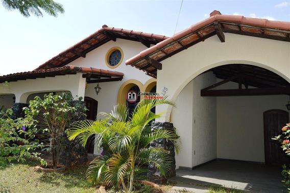 Venda Casa 03 Quartos Ouro Preto. - 4421