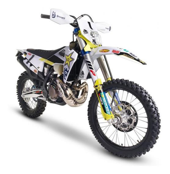 Moto Husqvarna Te 300 I 2020 Jarvis Edition - Palermo Bikes